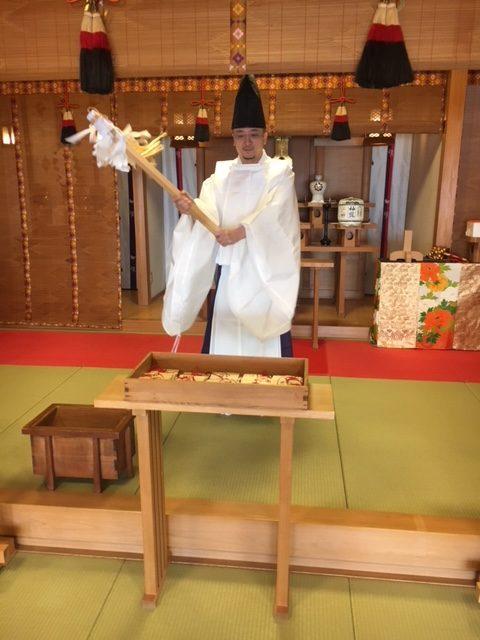 2018/02/28 ペットの健康祈願 in 阪急ハロードッグフェスタ
