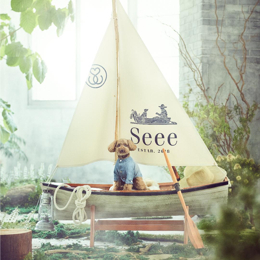 阪急ハロードッグオリジナルブランド 「Seee」