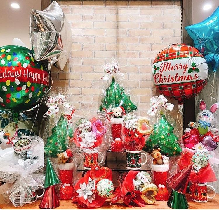 2018/11/28-12/25 西宮 「Happy Christmas」